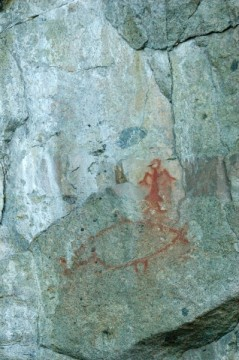 20130722 2832 gorge pictograph man and fish 2_01