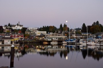20131017 4575 poulsbo waterfront moonrise_01 - Copy