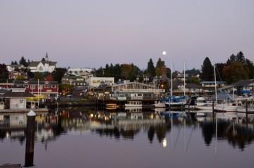 20131017 4575 poulsbo waterfront moonrise_01 - Copy