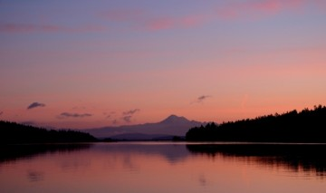 20131121 5160 mt baker from lopez anchorage dawn_01