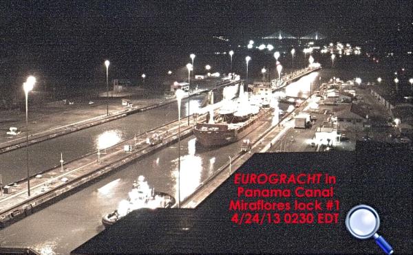 Panama Canal web cam RESIZE