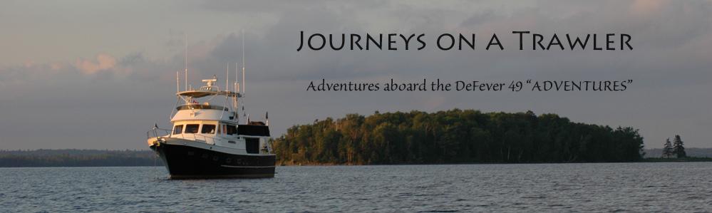 Journeys on a Trawler