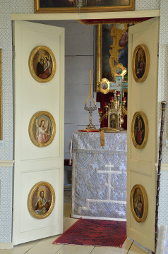 Chapel - Russian Bishop's House