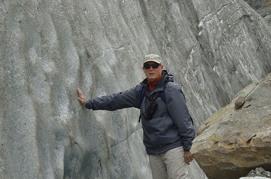 20140628 9640 jim touching glacier psr