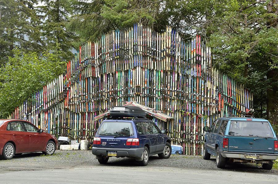 20140719 593 douglas island ski fence psr