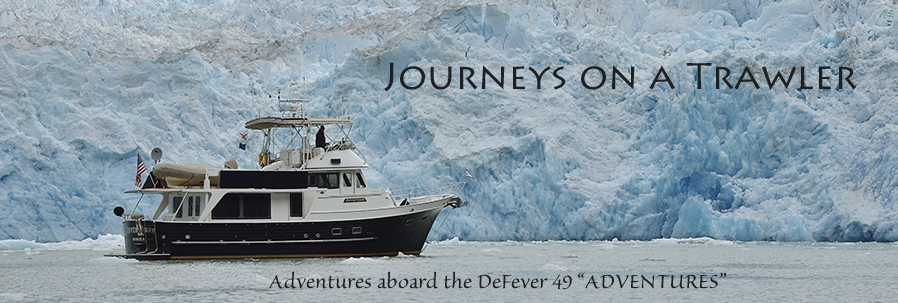 Journeys on a Trawler