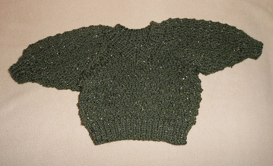 20141229 4021 baby sweater for wes r