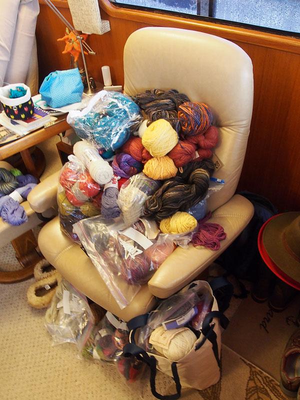yarn pile 2