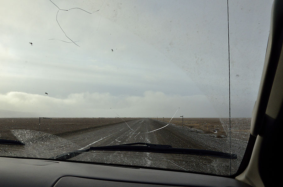 20150909 1049 dalton hwy and cracked windshield r