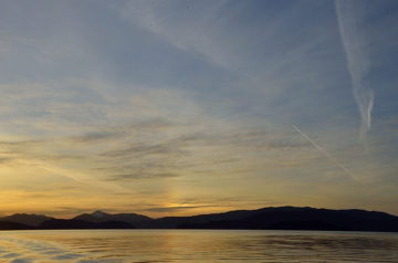 20160409 0440 wrangell sunset r